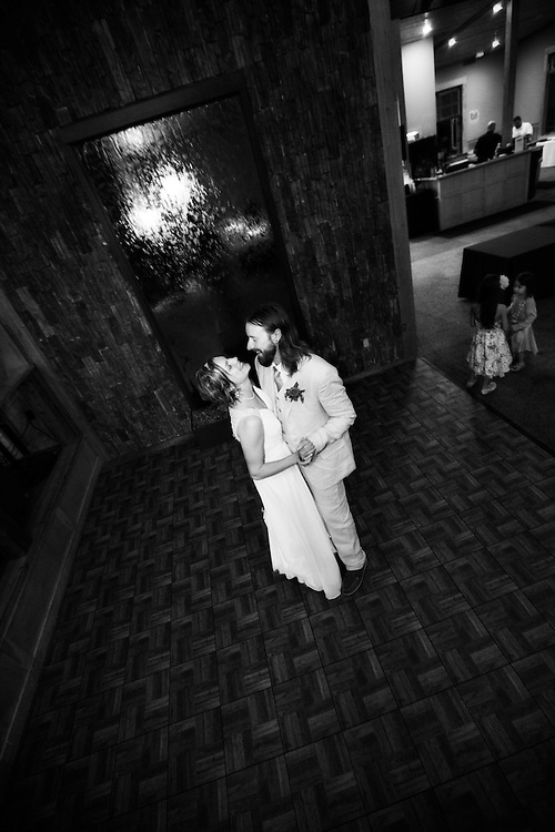 Elunia and Jonathan's Wedding at Eagle Ridge Mountain Chalet