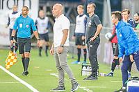 Fotball , 11. august 2019 , Eliteserien<br /> Strømsgodset - Vålerenga<br /> Henrik Pedersen, Strømsgodset<br /> Ronny Deila, Vålerenga<br /> Foto: Christoffer Hansen , Digitalsport