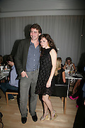 Anna Friel and Lee Pace, An Evening At Sanderson,  Sanderson Hotel, 50 Berners Street, London, W1, Charity reception now in its seventh year raising money for CLIC Sargent.15 May 2007. -DO NOT ARCHIVE-© Copyright Photograph by Dafydd Jones. 248 Clapham Rd. London SW9 0PZ. Tel 0207 820 0771. www.dafjones.com.