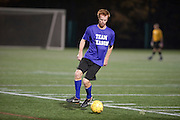 SU Men's Soccer manager, senior Kyle Kauffman, made his soccer debut tonight in theMustangs 2-0 win over the Hood Blazers. The team game also served as a fund raiser for Team Reason in honor of the late Ron Smith.SU Men's Soccer manager, senior Kyle Kauffman, made his soccer debut tonight in theMustangs 2-0 win over the Hood Blazers. The team game also served as a fund raiser for Team Reason in honor of the late Ron Smith.