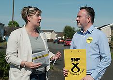 SNP EU Campaigning, Livingston,15 May 2019