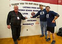 Ballin' for Big Bob Tournament for Hope at Laconia High School.  Karen Bobotas for the Laconia Daily Sun