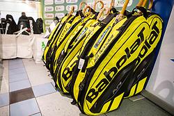BTC Medot Bozicno novoletni rekreativni teniski turnir dvojic 2020, on January 18, 2020 in BTC Millenium centre, Ljubljana, Slovenia. Photo by Vid Ponikvar / Sportida