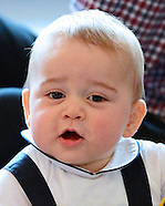 Prince George Joins Kids Group 2