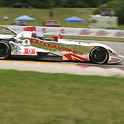 Katherine Legge qualifies 3rd in the P1 class during the Orion Energy Systems 245 - ALMS qualifying session held at Road America,  Elkhart Lake, WI. on August 9, 2013.<br /> <br /> Meyrick/Legge qualified 4th overall for tomorrows ALMS race