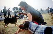 Reknaw & Dogs, The Mother Festival, Somerset, 1995