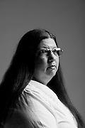 Debra L. Robinson<br /> Army<br /> E-6<br /> Psychiatric Technician<br /> Sept. 12, 1984 - Oct. 1, 2004<br /> OIF<br /> <br /> <br /> Veterans Portrait Project<br /> San Antonio, TX