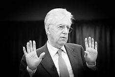 Politiche 2013 -  Monti a Potenza 01.02.13