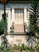 Frenc-Lao style colonial house.