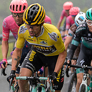 Jumbo Visma team in de Ronde van Romandie 2019