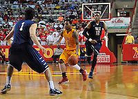 NCAA Men's Basketball - Yale eliminates VMI, 75-62 in CIT semi-finals