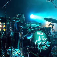 Deaf Havana in concert at the O2 ABC, Glasgow Scotland, Great Britain 18th February 2017