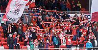 Fotball , 11. juni 2018 , Eliteserien , Tromsø - Rosenborg<br /> <br /> isberget , illustrasjon , fan , fans , publikum