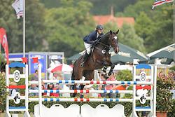 Detlef, Anna Lena, Calito<br /> Elmshorn - Holsteiner Pferdetage<br /> Springen Klasse M Finale 5j.<br /> © www.sportfotos-lafrentz.de/ Stefan Lafrentz