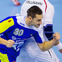 20131030: SLO, Handball - 2015 Men's World Championship Qualifications, Slovenia vs Switzerland