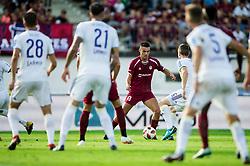 David Tijanić of Triglav during football match between NK Triglav Kranj and NK Maribor in Round #7 of Prva liga Telekom Slovenije 2018/19, on September 2, 2018 in Kranj, Slovenia. Photo by Vid Ponikvar / Sportida