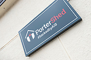 Portershed, Eyre Sq Galway. Photo:Andrew Downes, xposure.