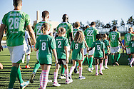 September 11, 2016: OKC Energy FC plays Seattle Sounders FC 2 in a USL game at Taft Stadium in Oklahoma City, Oklahoma.