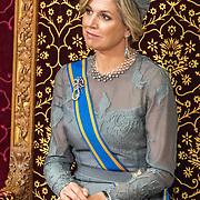 NLD/Den Haag/20170919 - Prinsjesdag 2017, Koningin Maxima