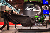 CycleWorld International Motorcycle Show 2014