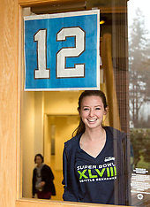 Blue Friday at PLU
