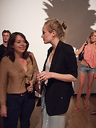 POLLY MORGAN, Private view and Summer party to celebrate Haunch of Venison's exhibition. Joanna Vasconcelos; I will Survive and Polly Morgan: Psychopomps. Dover st. arts Club. 20 July 2010. -DO NOT ARCHIVE-© Copyright Photograph by Dafydd Jones. 248 Clapham Rd. London SW9 0PZ. Tel 0207 820 0771. www.dafjones.com.