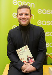 Repro Free: 13/11/2014 Pictured here is Dermot O&rsquo;Leary at the signing of his new book, &lsquo;The Soundtrack to My Life&rsquo;, today in Eason O&rsquo;Connell Street. O&rsquo;Leary&rsquo;s book, The Soundtrack to My Life, is currently on sale in Eason stores nationwide and online at www.easons.com retailing at &euro;18.99. Picture Andres Poveda<br />  <br /> For further information, please contact: <br /> Shane Lennon @ Wilson Hartnell<br /> 087 900 0320 / 01 669 0030