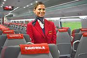 Inaugurazione nuovo Italo Alstom