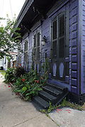 """Covenstead"" at 1117 N. Robertson Street in the Treme neighborhood of New Orleans"