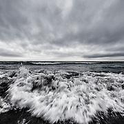Kugenuma Beach, Fujisawa, Japan. Ben Weller/www.wellerpix.com