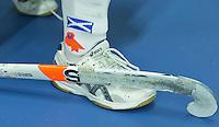 HEEMSKERK- Zaalhockey - Stick in de zaal . Bloemdaal-  Copyright Koen Suyk