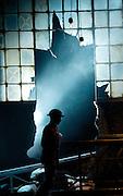 Lest We Forget <br /> English National Ballet. Quadruple Bill. The Barbican Theatre. London. Great Britain. <br /> Rehearsal. 1st April 2014. <br /> <br /> No Man's Land <br /> by Liam Scarlett <br /> <br /> Tamara Rojo<br /> Esteban Berlanga<br /> Erina Takahashi<br /> James Forbat <br /> Fernanda Oliviera<br /> Max Westwell<br /> <br /> <br /> Firebird by George Williamson <br /> <br /> Ksenia Ovsyanick<br /> Zdenek Konvalina<br /> Begona Cao<br /> Nancy Osbaldeston<br /> Junor Souza<br /> <br /> <br /> Second Breathe by Russell Maliphant <br /> <br /> Alina Cojocaru<br /> Junor Souza<br /> <br /> Dust by Akram Khan <br /> <br /> Tamara Rojo <br /> Akram Khan
