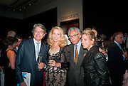 WARWICK HEMSLEY; JERRY HALL; DAVID TANG; TRACEY EMIN, The Lighthouse Gala auction in aid of the Terrence Higgins Trust. Christies. London. 19 March 2012.