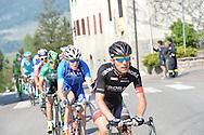 39° Giro del Trentino Melinda, 4° tappa Malè Cles,Cesare Benedetti, 24 aprile 2015 © foto Daniele Mosna