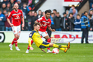 Walsall v Fleetwood Town - League 1 - 02/05/2016