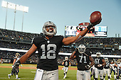 20150814 - Preseason - St. Louis Rams @ Oakland Raiders
