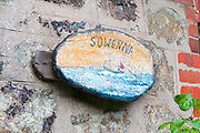 Sowenna sign Cadgwith