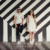 (C) Blake Ezra Photography 2018 <br /> 26.07.2018 Claire and James Pre Wedding shoot in Shoreditch.