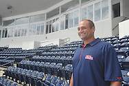 Cliff Godwin, at Oxford-University Stadium in Oxford, Miss. on Wednesday, June 22, 2011, has been hired as an assistant for the Ole Miss Rebels baseball team.