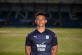 Dundee new boy Nathan Ralph 31-05-2018
