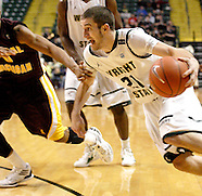 2011 - Wright State University vs. Central Michigan basketball