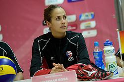08-08-2014 NED: FIVB Grand Prix Nederland - Puerto Rico, Doetinchem<br /> Yarimar Rosa