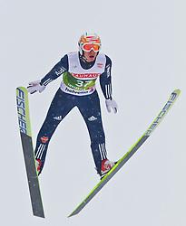 02.01.2011, Bergisel, Innsbruck, AUT, Vierschanzentournee, Innsbruck, im Bild Freitag Richard (GER), during the 59th Four Hills Tournament in Innsbruck, EXPA Pictures © 2011, PhotoCredit: EXPA/ P. Rinderer