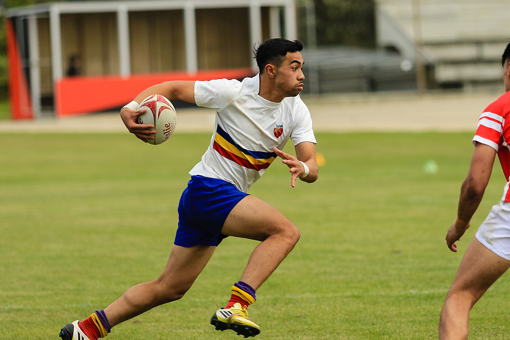 American Ambassador's Sevens, played at Ngatitoa Domain, 4 November 2017.