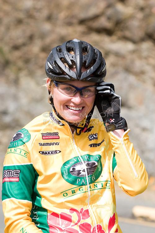 Triathlete Melanie McQuaid X-Terra athlete Melanie McQuaid