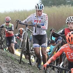 03-11-2019: Cycling: Superprestige Veldrijden: Ruddervoorde<br />Annemarie Worsrt
