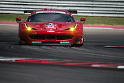 September 19, 2015: Tudor at Circuit of the Americas. #62 Kaffer, Fisichella, ITA Risi Ferrari 458 Italia, GTLM