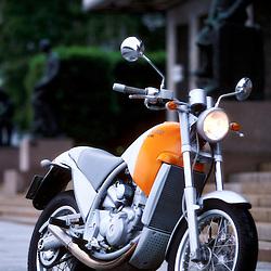 Aprilia Moto 6.5 by Stark