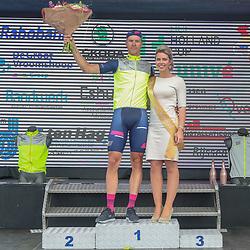 12-05-2018: Wielrennen: Ronde van Overijssel: Rijssen<br />Cees Bol leider Holland Cup