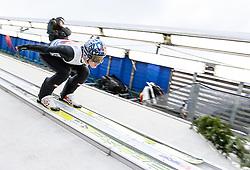 29.12.2013, Schattenbergschanze, Oberstdorf, GER, FIS Ski Sprung Weltcup, 62. Vierschanzentournee, Training, im Bild Thomas Morgenstern (AUT) // Thomas Morgenstern of Austria during practice Jump of 62th Four Hills Tournament of FIS Ski Jumping World Cup at the Schattenbergschanze, Oberstdorf, Germany on 2013/12/29. EXPA Pictures © 2013, PhotoCredit: EXPA/ Peter Rinderer